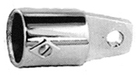 "7/8"" Chrome-Pated Zinc Die-Cast Eye End."