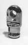 7/8 in. Chromed Zamak Internal Eye End