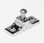 Chromed Zamak Side Mount Deck Hinge